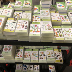 Lots Of Cricut Cartridges Sold Individually Gently Used Link Status Unknown M-z