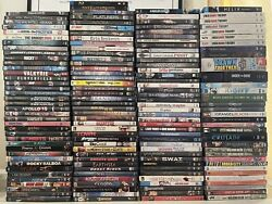 Lot Of 117 Dvd Movies And 33 Dvd Series - Used Dvd Lot - Wholesale