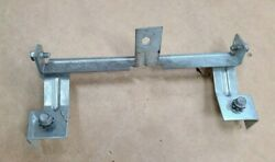 67 68 1967 1968 Oem Ford Mustang Cougar Console Radio Mounting Bracket Assembly
