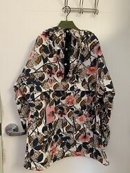 X The Mountain Parker Jacket Womens Xs Convertible