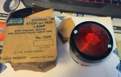 Cabco Do-ray Tiger-ey Vintage Stop Light Lamp Tail 1209 P-1254