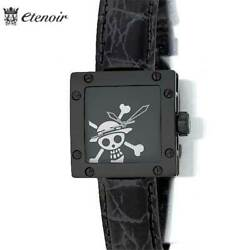 Etenoir Unisex Limited Model One Piece Watch Official Monkey D Luffy Model Anime