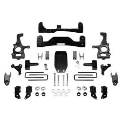 For Ford F-150 2010-2013 Fabtech 4 X 5 Basic Front And Rear Suspension Lift Kit