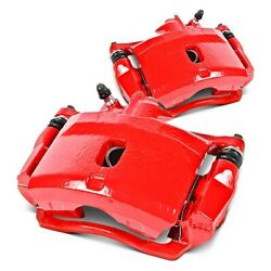 For Acura Tl 2009-2014 Power Stop Performance Floating Front Brake Calipers