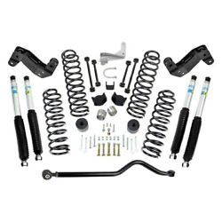 For Jeep Wrangler 07-17 4 X 3 Coil Spring Front And Rear Suspension Lift Kit