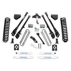 For Ford F-350 Super Duty 05-07 6 X 6 4 Link Front And Rear Suspension Lift Kit