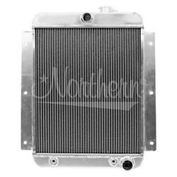 For Chevy Truck 1947-1954 Northern Radiator Muscle Car Radiator