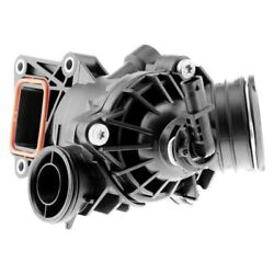 For Mercedes-benz C43 Amg 17-20 Engine Coolant Thermostat And Housing Assembly
