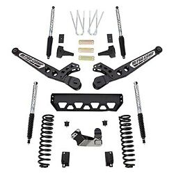 For Ford F-250 Super Duty 17-19 4 Stage 2 Front And Rear Complete Lift Kit
