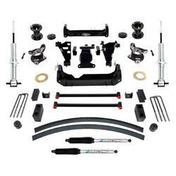 For Chevy Silverado 1500 14-17 Pro Comp 6 Front And Rear Complete Lift Kit