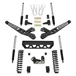 For Ford F-250 Super Duty 17-19 6 X 6 Stage 2 Front And Rear Complete Lift Kit