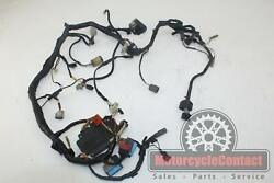 03 04 Zx6r 636 Main Engine Wiring Harness Electrical Wire Motor