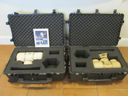 Qty=2 Icx Digital Infrared Imaging Camera Thrmal Defendir In Cases As Is
