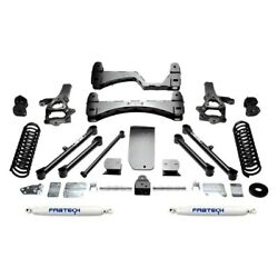 For Ram 1500 13-17 Fabtech K3055 6 X 4 Basic Front And Rear Suspension Lift Kit