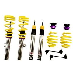 For Bmw M3 01-06 Coilover Kit 0.8-1.5 X 0.8-1.5 V2 Inox-line Front And Rear