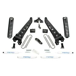 For Ford F-450 Super Duty 19 6 Radius Arm Front And Rear Suspension Lift Kit