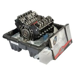 For Chevy Silverado 1500 00 4.3l Remanufactured Long Block Engine