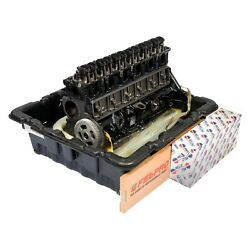 For Ford F-150 87-95 Dahmer Powertrain 184cid Remanufactured Long Block Engine