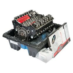 For Chevy C10 Suburban 86 5.7l Remanufactured Long Block Engine
