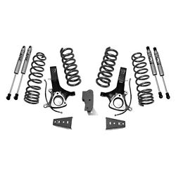 For Ram 1500 11-13 Maxtrac Suspension 7 Front And Rear Suspension Lift Kit