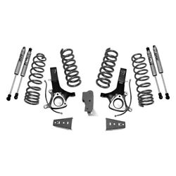 For Ram 1500 11-17 Maxtrac Suspension 7 X 3 Front And Rear Suspension Lift Kit