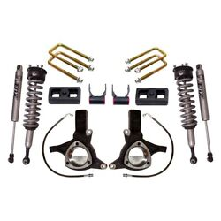 For Chevy Silverado 1500 07-17 7.5 X 4 Front And Rear Suspension Lift Kit