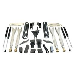 For Ford F-250 Super Duty 17-18 4 X 1 Maxpro Front And Rear Suspension Lift Kit