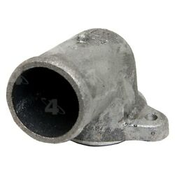 For Ford F-150 05-08 Four Seasons Engine Coolant Water Outlet W/o Thermostat