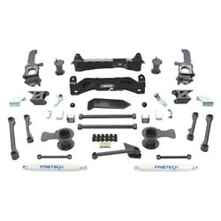 For Toyota Fj Cruiser 07-09 6 X 3 Basic Front And Rear Suspension Lift Kit