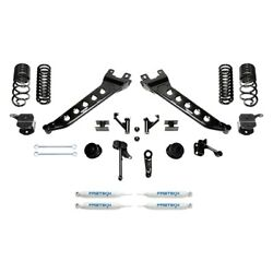 For Ram 2500 14-18 Fabtech 7 X 4 Radius Arm Front And Rear Suspension Lift Kit
