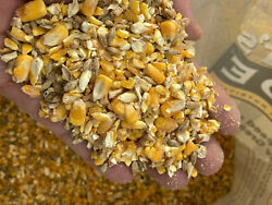 NEW Chicken Scratch Grains Made in The USA Rooster Hen#x27;sGame Birds Duck Feed