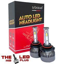 4d Sided Daylead Usa Led Headlights H8 H9 H11 H16 Super Brights Cree Csp