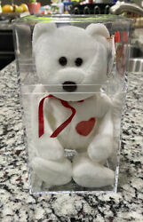 Rare Brown Nose Valentino Beanie Baby, Mint Condition Swing And Tush Tag Errors