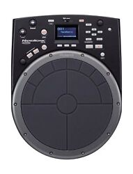 Roland Hpd20 Digital Hand Percussion Instrument 3 Multi Colored Rubber Pads New