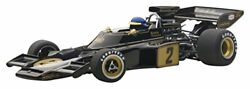 Autoart 1/18 Lotus 72e 1973 2 Ronnie Peterson With Driver Figure Finished Pr