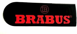 Brabus-style W463 For Mercedes Benz G500 G55 G63 Badge Emblem Spare Tire Cover