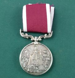 British Army Long Service Good Conduct Medal-11th Regiment Of Foot