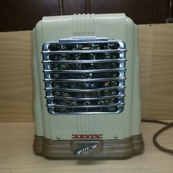 Arvin Vintage Space Heater Nice Working 203a Model Art Deco Tombstone Fast Ship
