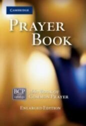 Prayer Book 2006 Leather Enlarged Edition