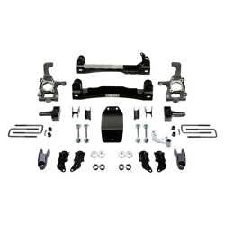 For Ford F-150 2017 Fabtech 4 X 5 Basic Front And Rear Suspension Lift Kit