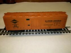 C-7 S Scale American Flyer Illinois Central Ic 802 Reefer Postwar Freight 17