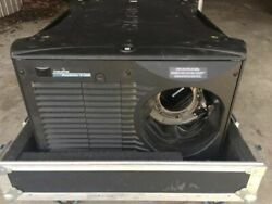 As Is Christie Roadster S+20k Projector 104-001101-02 Good Condition Sold As Is.