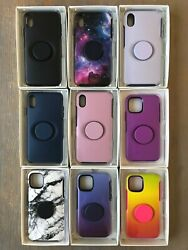 Otterbox Otter+pop Symmetry Series Cases - Multiple Colors And Sizes