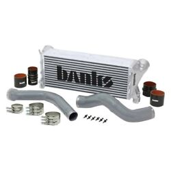 For Ram 2500 2013-2018 Banks Techni-cooler Intercooler System W Boost Tube