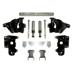 For Ford F-150 2010-2014 Icon Rear Hydraulic Bump Stop System