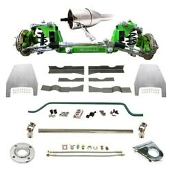 For Ford Mustang 1964-1966 Helix Hexmcdk77d05 Front Complete Ifs Kit