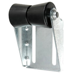 Ce Smith 10401g 5andquot Roller Bracket Assembly Black Roller