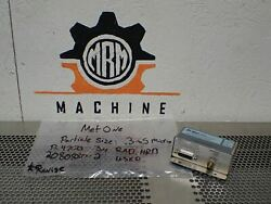 Metone 2080880-2 R4700 .3m Rad Hrd Remote Particle Counter .3 And .5 Micron Used