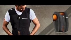 Ixon U03 Motorcycle Scooter Road Track Racing No Wire Safety Chest Airbag Vest