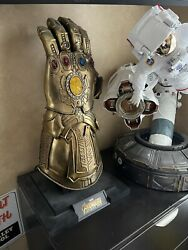 Hot Toys Lms006 Infinity Gauntlet 11 Lifesize Delivery Possible